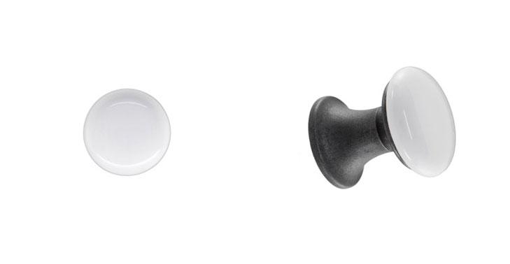 Perennial-1-White-Ceramic-and-Oil-Rubbed-Bronze-Mushroom-Knob
